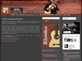 Tres cuentos para Alhambra en Concurso Alhambra